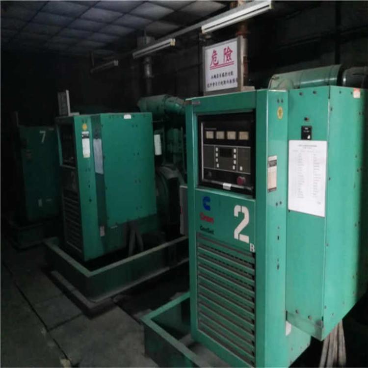 三水发电机出租 3