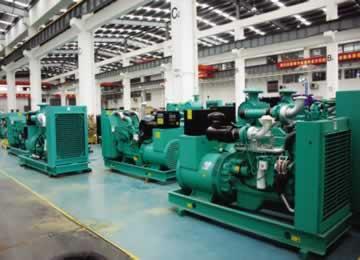 乐平发电机组 3