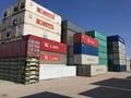 上海二手集装箱低价转让箱型齐全海运散货集装箱质量好成色新 5