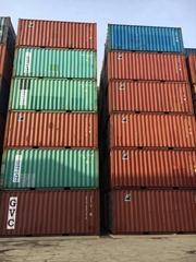 出售6米和12米集裝箱二手冷藏集裝箱