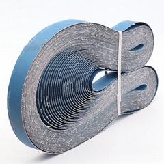 China supplier abrasive wide sanding beltsfor metal