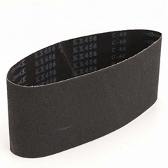 C weight wide Paper backing silicon carbide sanding belts