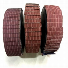China Supplier 250mm aluminium oxide sand flap wheels