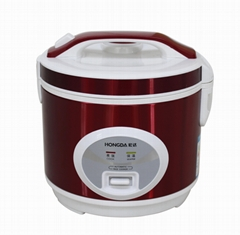 2020 red stainless steel 1.2L Electric Rice cooker