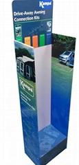 Toy Custom POS Cardboard Floor Display Stand