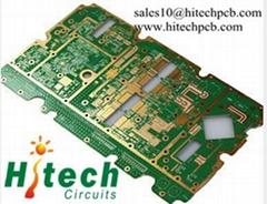 Multilayer RF PCB