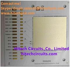 Hitechpcb Supply Ceramic PCB for PHILIPS company