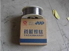 YD487高合金药芯耐磨焊丝