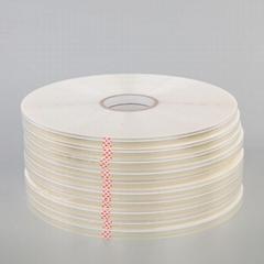 OEM Resealable Bag Sealing Tape 48mm*1000m for BOPP Head Bag