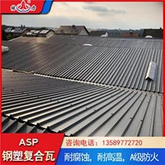 天津pvc鐵皮瓦 覆膜金屬瓦 防腐蝕彩鋼瓦抗變形