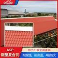 山东邹城防腐彩板 塑钢复合板