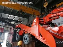扒渣機80  扒渣機價格指導  挖掘式裝載機 液壓扒渣機