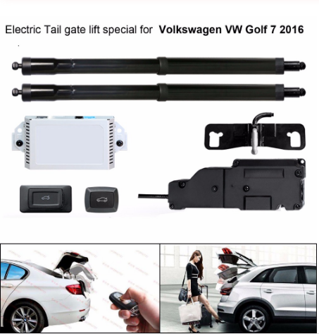 car Car Electric Tail gate lift special for Volkswagen VW Golf 7 2016 Easily for 1