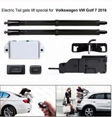 car Car Electric Tail gate lift special for Volkswagen VW Golf 7 2016 Easily for