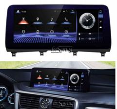 12.3 inch Upgraded Original Car Screen multimedia Player for LEXUS RX 2020 Origi