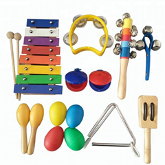 Carl Orff Musical Instrument for Kindergarten percussion