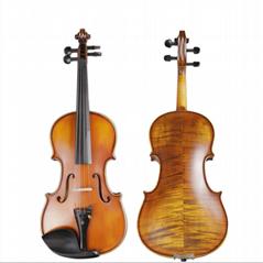 Unvarnished Antique Violin Universal Violin Miniature Violin