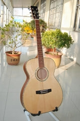 Cheapest practice guitar for beginners 40 41 inch exercise guitar acoustic
