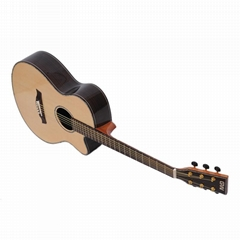 Handmade high quality acoustic guitar for students