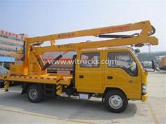 Dongfeng 12 Meters Aerial Platform Trucks