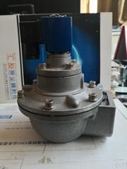 HMC96型单机布袋除尘器配件1寸半直角电磁阀DMF-Z-40型