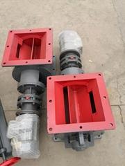 布袋除塵器輸送設備YJD星型卸料器A型 B型