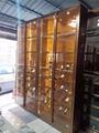 供應KTV鈦金不鏽鋼酒櫃酒架 2