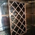 供應KTV鈦金不鏽鋼酒櫃酒架 4