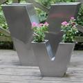 工藝品不鏽鋼花器花盆不鏽鋼異形花盆 2