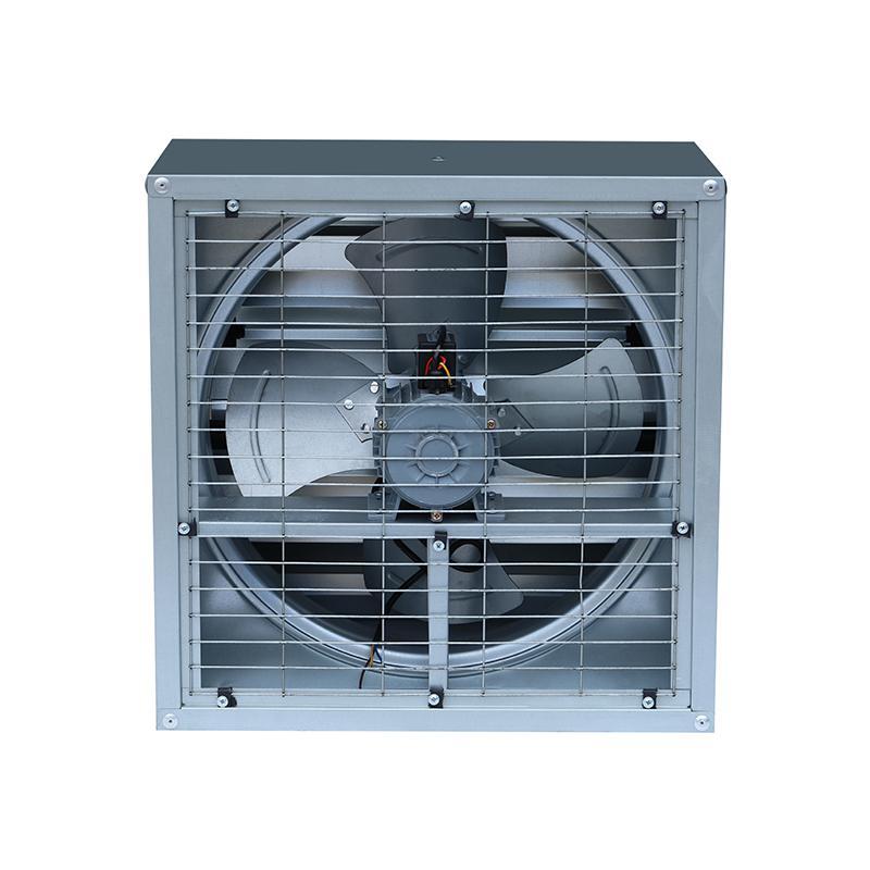"300mm 12"" 1200CFM Small Window Exhaust Fan for Attic Kitchen Toilet Garage 1"