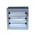 "300mm 12"" 1200CFM Small Window Exhaust Fan for Attic Kitchen Toilet Garage 3"