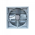"600mm 24"" 4700CFM Air Ventilation System Industrial Extractor Fan 1"