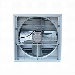 """600mm 24"""" 4700CFM Air Ventilation System Industrial Extractor Fan"""