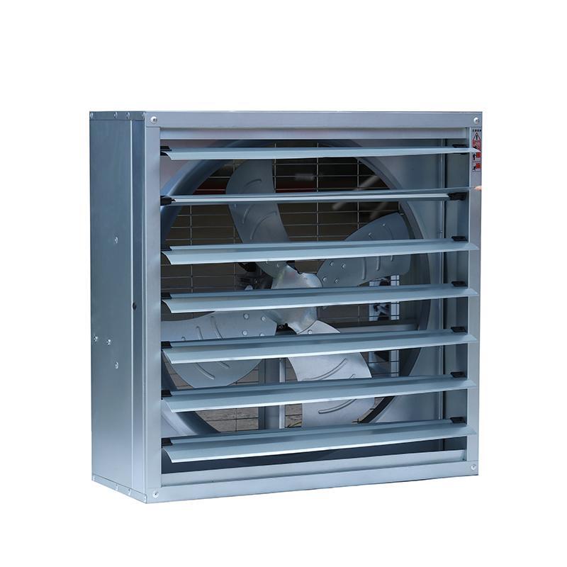 800mm 7650CFM Factory Farm Greenhouse Electric Ventilation Shutter Exhaust Fan 1