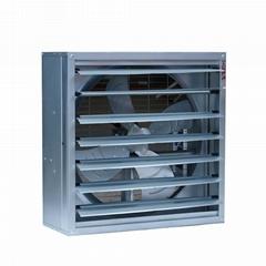 800mm 7650CFM Factory Farm Greenhouse Electric Ventilation Shutter Exhaust Fan