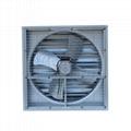 800mm 7650CFM Factory Farm Greenhouse Electric Ventilation Shutter Exhaust Fan 2