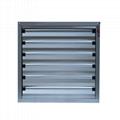 800mm 7650CFM Factory Farm Greenhouse Electric Ventilation Shutter Exhaust Fan 3