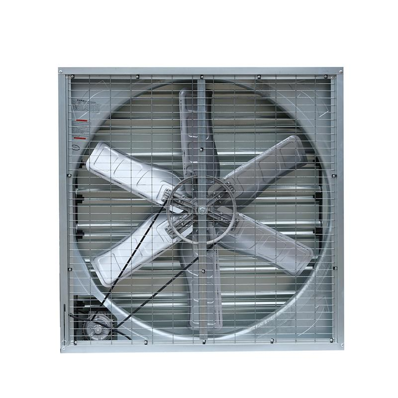 """1060mm 42"""" 19000CFM High Velocity Industrial Axial Exhaust Fan 1"""