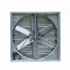 """1060mm 42"""" 19000CFM High Velocity Industrial Axial Exhaust Fan"""
