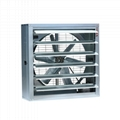 """1060mm 42"""" 19000CFM High Velocity Industrial Axial Exhaust Fan 2"""
