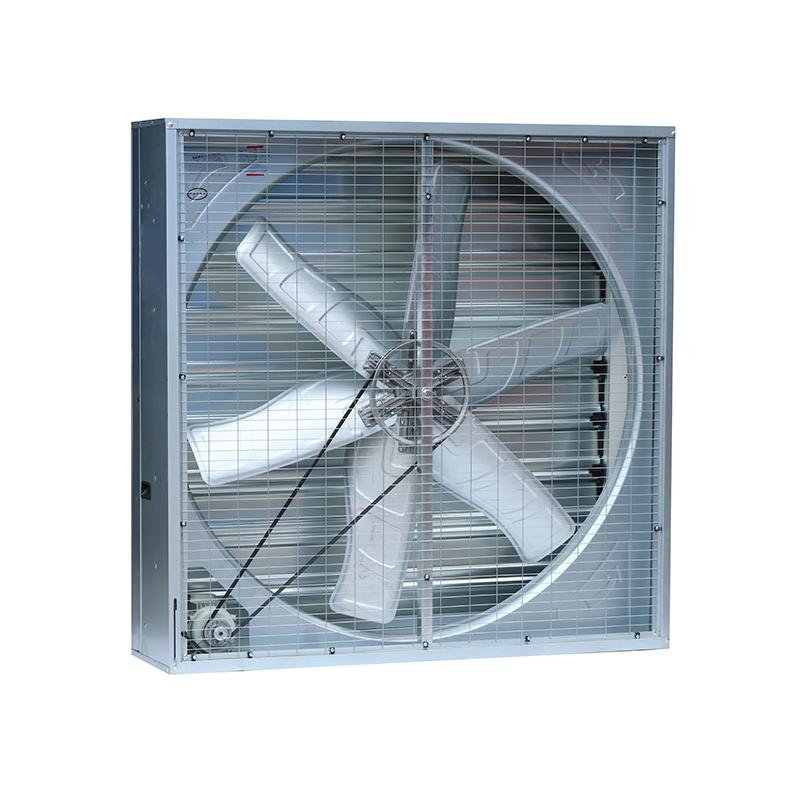 "1220mm 48"" 22000CFM Industrial Heavy Duty Greenhouse Ventilator Exhaust Fan 2"