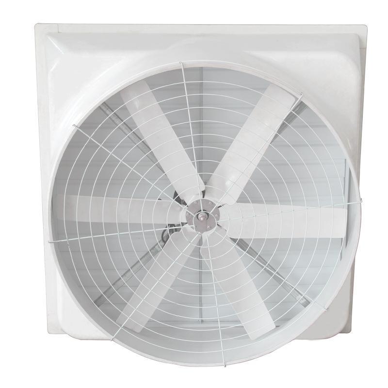 Corrosion Resistant FRP Industrial Exhaust Blower Fan 1
