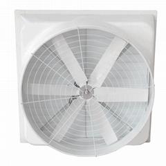 Corrosion Resistant FRP Industrial Exhaust Blower Fan
