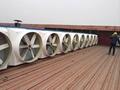 Corrosion Resistant FRP Industrial Exhaust Blower Fan 5