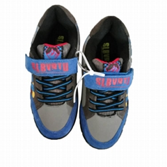 New Arrival China Factory Spot Apparel Stock Children's Sport Shoes In Stock