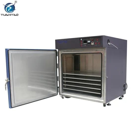 Industrial High Temperature Precision Hot Air Cycle Drying Test Oven 1