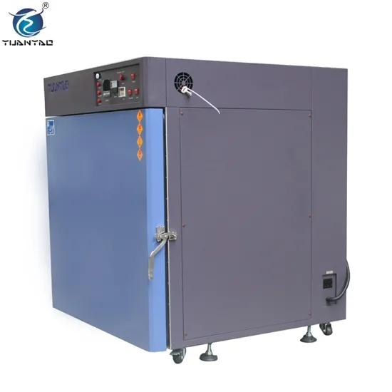 Industrial High Temperature Precision Hot Air Cycle Drying Test Oven 4