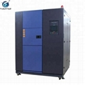 3 Zones Temperature Thermal Shock Test Chamber 50L  2