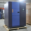 3 Zones Temperature Thermal Shock Test Chamber 50L  5