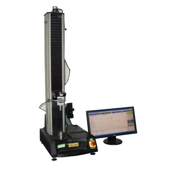 Computer Controlled Double or Single Column Universal Tensile Tester 3
